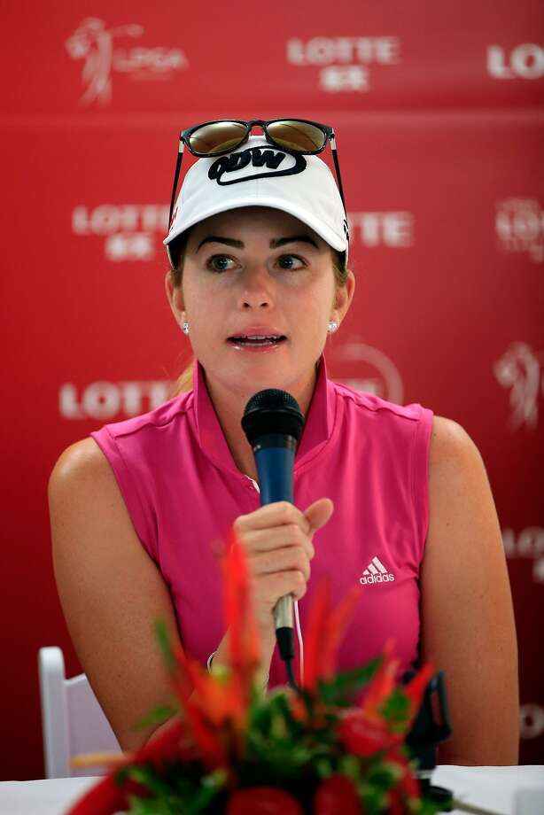 Paula Creamer is among the players with Bay Area ties in the event. Photo: Jamie Squire, Getty Images