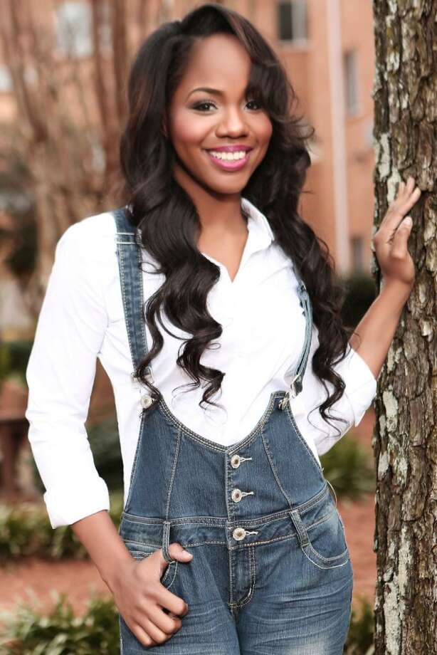 "Sarah Jakes is the author of ""Lost & Found."" Photo: Courtesy Photo"