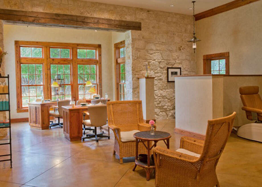 Windflower — The Hill Country Spa offers everything from waxing and mini-facials to manicures. Photo: Courtesy Windflower — The Hill Country Spa