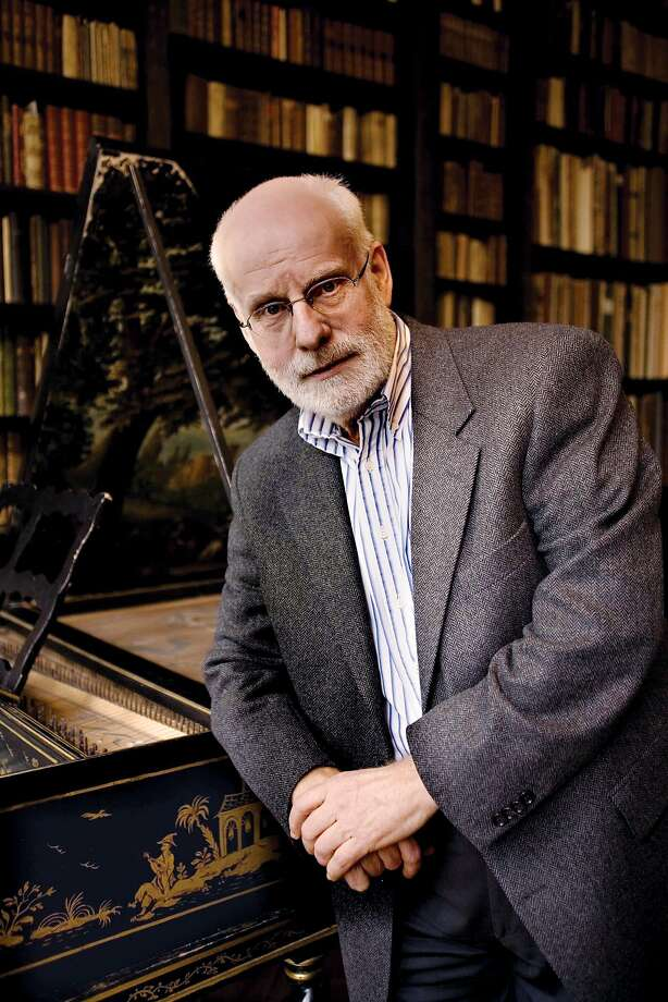 Ton Koopman conducts the San Francisco Symphony in works by the Bach family at Davies. Photo: SF Symphony