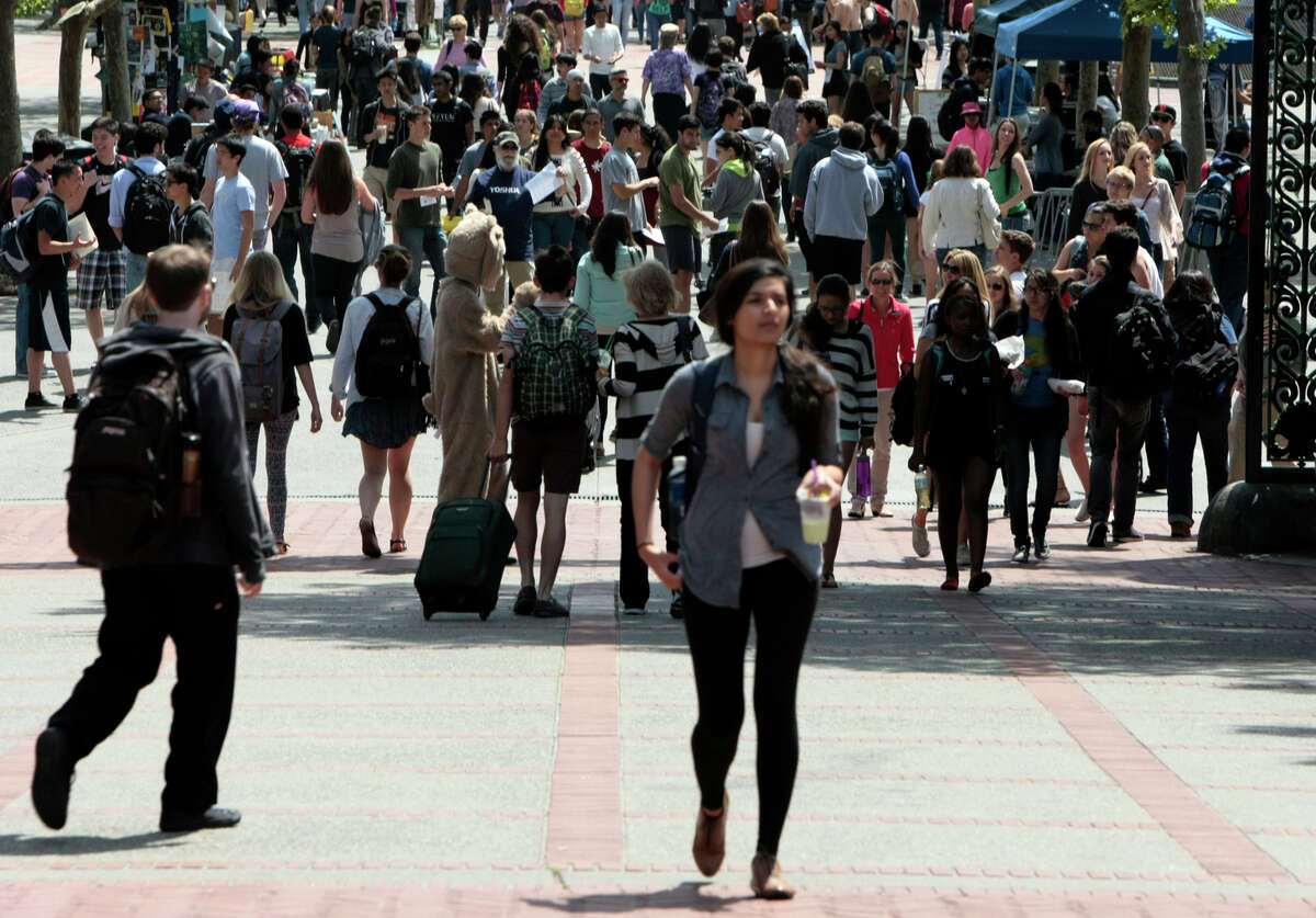 The University of California and California State University systems are not able to accommodate all the qualified students who apply. The state needs to provide adequate funding to its colleges to boost enrollment and make an important investment in our future.