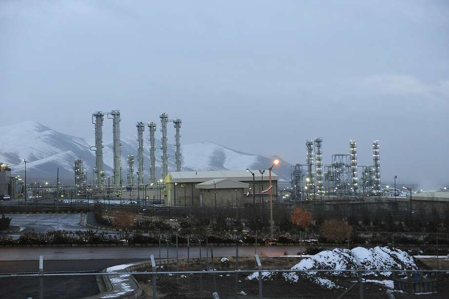 Iran's heavy water nuclear facility in Arak will be redesigned to allay concerns about weapons capability. Photo: Hamid Foroutan, Associated Press