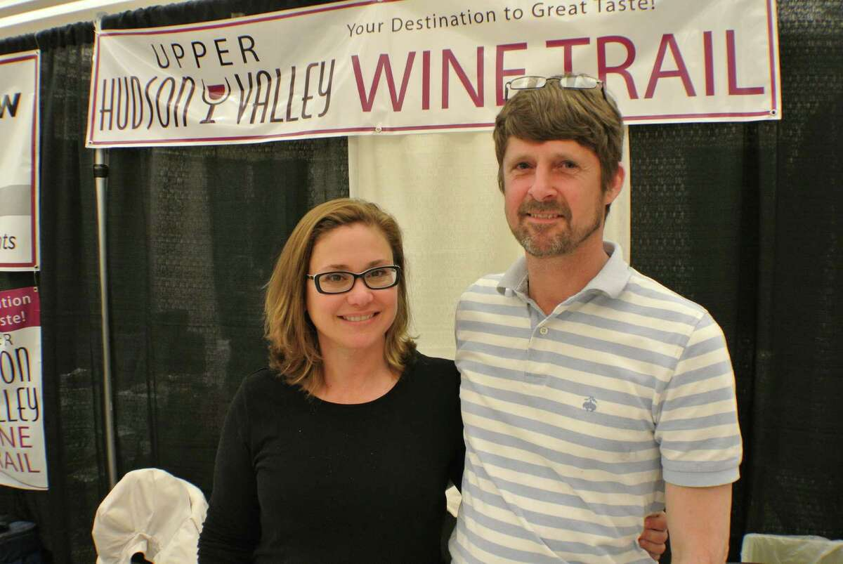 Were you Seen at the Taste of Upstate festival, presented by Upper Hudson Valley Wine Trail, at the Canfield Casino on Friday, April 18, 2014, and Saratoga City Center on Saturday, April 19, 2014?