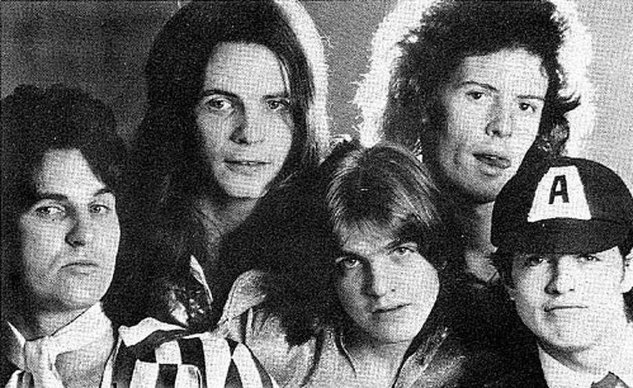 AC/DC  1978 Photo: COURTESY PHOTO
