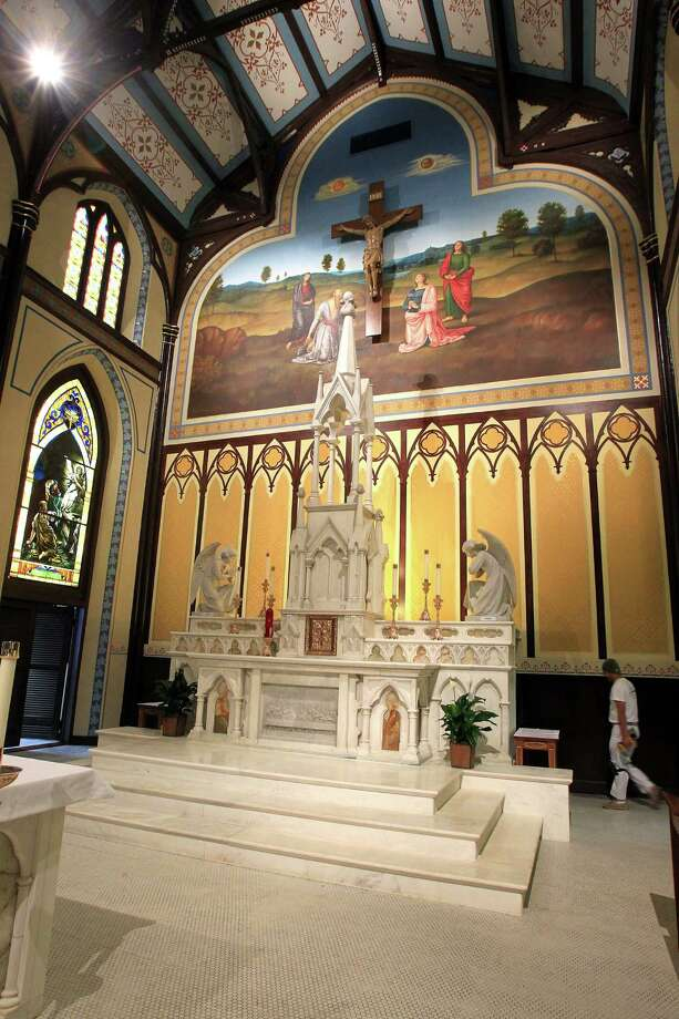 We'll miss...Historic treasures, like the recently-renovated St. Mary Cathedral Basilica. Photo: Mayra Beltran, Houston Chronicle / © 2014 Houston Chronicle