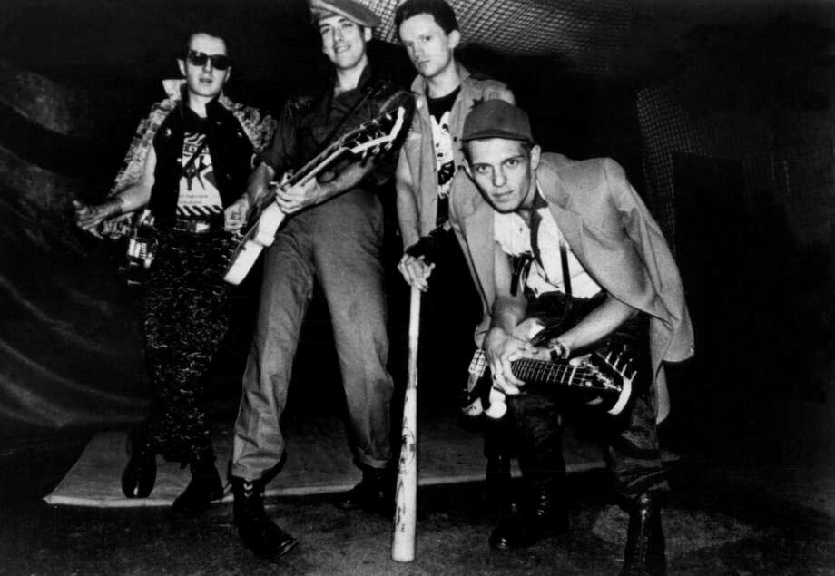 The Clash 1979 Photo: AP Photos / 1983 AP