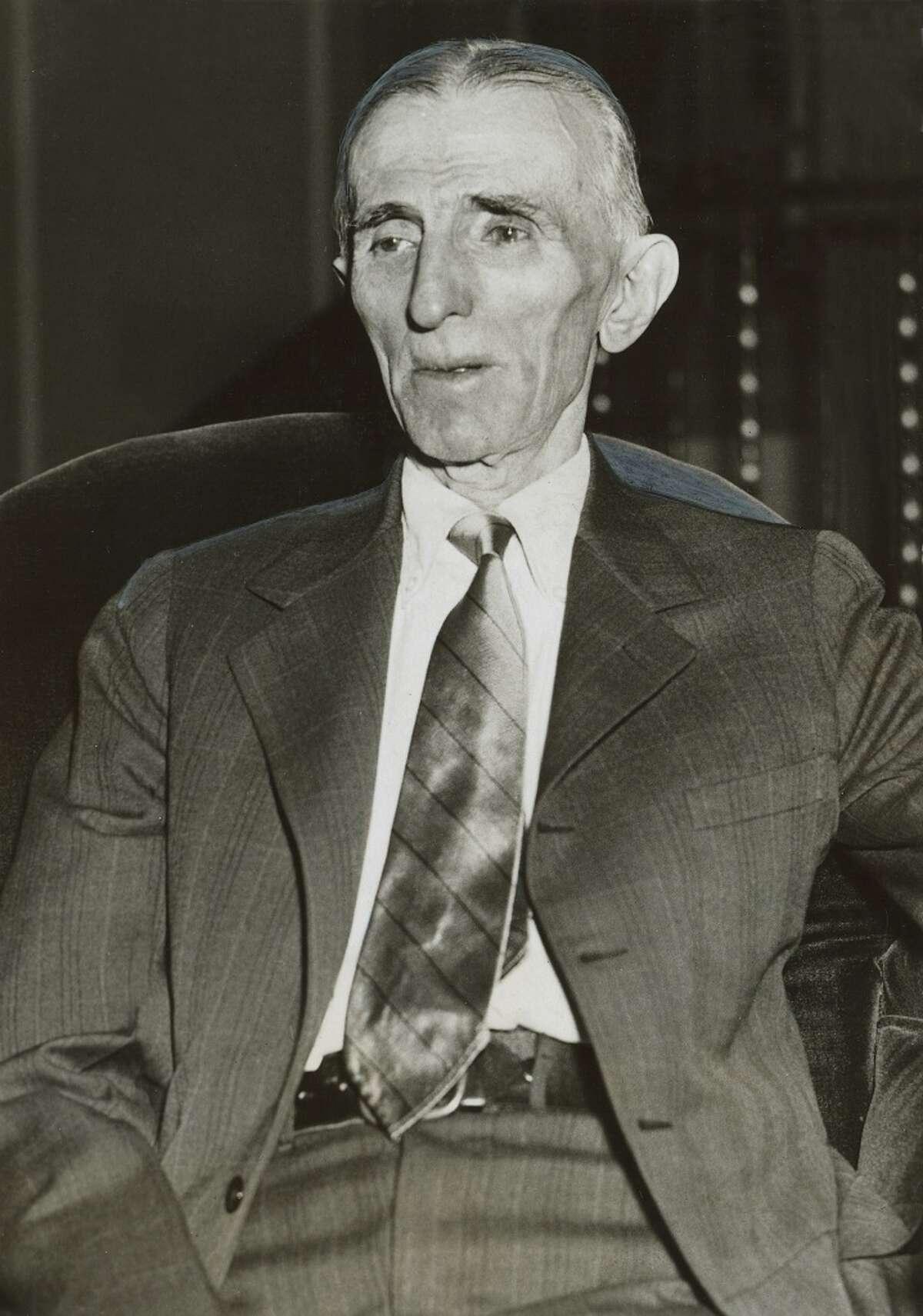 July 12, 1933 - Nikola Tesla