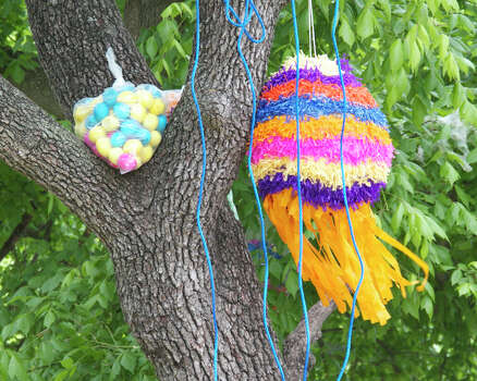 Spending Easter at Brackenridge Park is a tradition for many locals. Were you seen there this year hunting candy? Photo: 0320412472, By DeAnne Cuellar