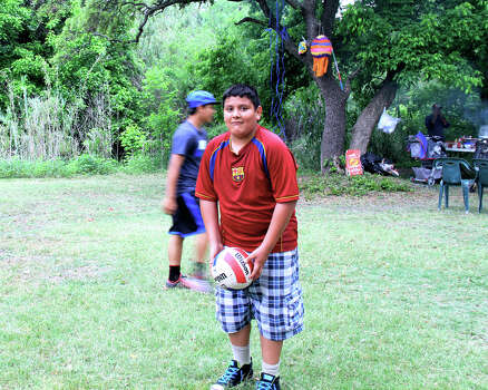 Spending Easter at Brackenridge Park is a tradition for many locals. Were you seen there this year hunting candy? Photo: By DeAnne Cuellar