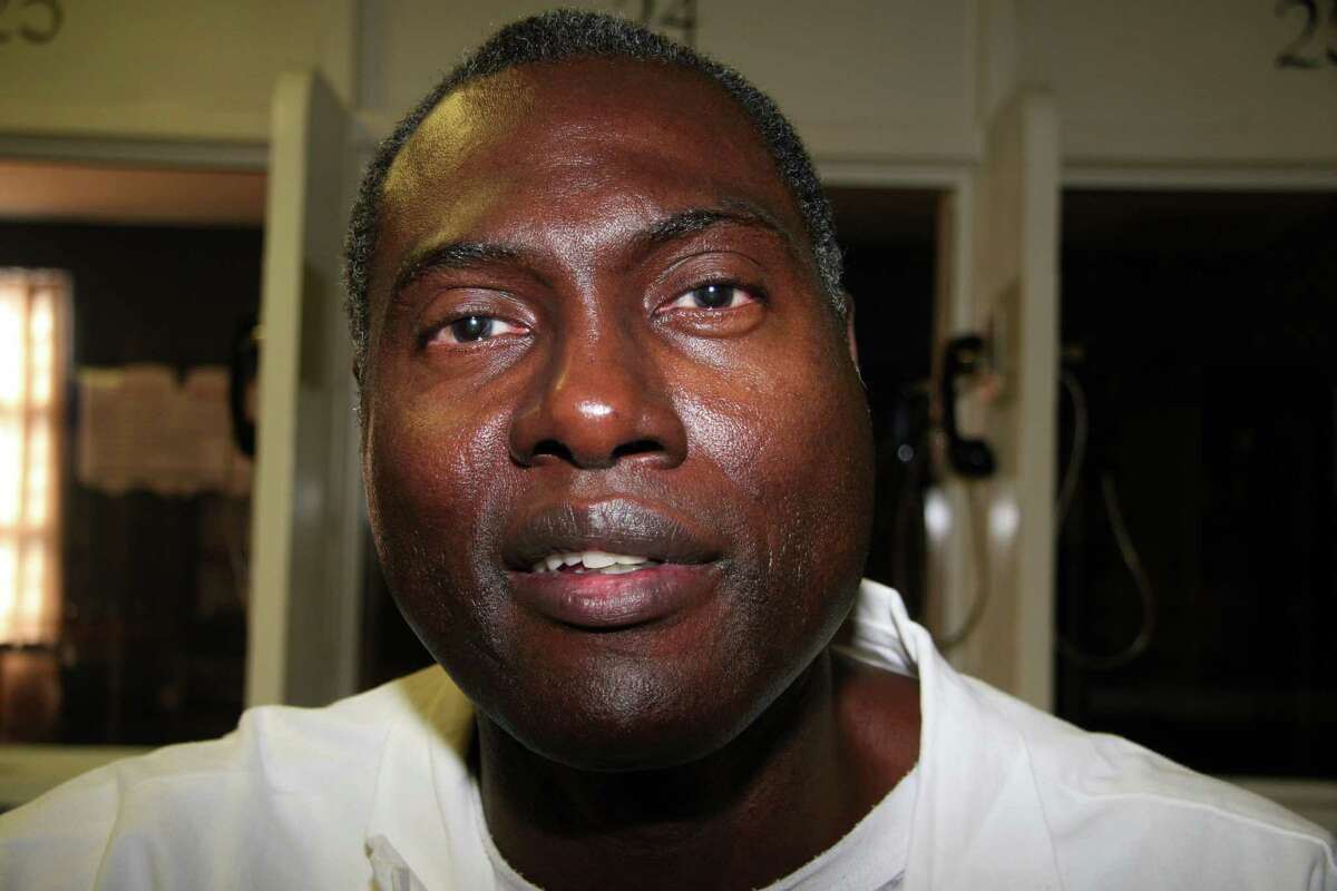 Jerry Hartfield, 57, has spent more than three decades in prison without a valid judgment against him. His 1977 murder conviction was overturned.