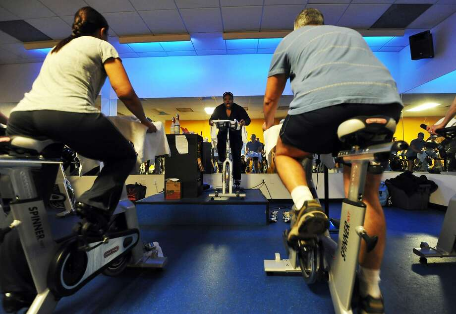 Only 20.6 percent of adults meet federal exercise guidelines: 150 minutes of moderate or 75 minutes of vigorous exercise weekly. Photo: Jewel Samad, AFP/Getty Images