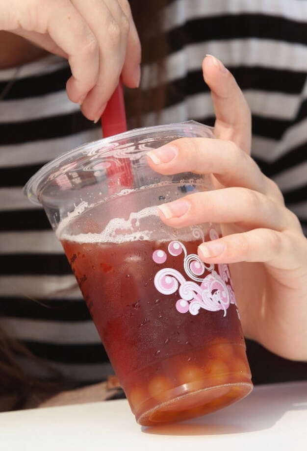 Is boba milk tea a competing distraction for students without an afterschool program? One woman thinks so. Photo: Sean Gallup, Getty Images / 2012 Getty Images