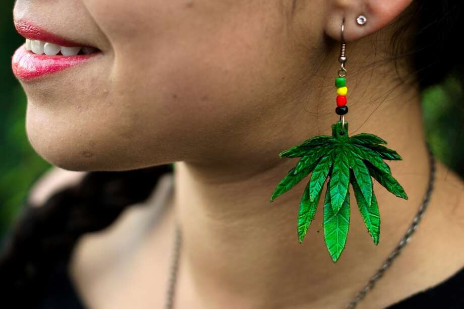 "Type: The ""fake"" know-it-allDefining marker: Overtly tells everyone around them about marijuana use, regardless of social context, usually in very excited whispers in the workplace. Photo: JORDAN STEAD, SEATTLEPI.COM"