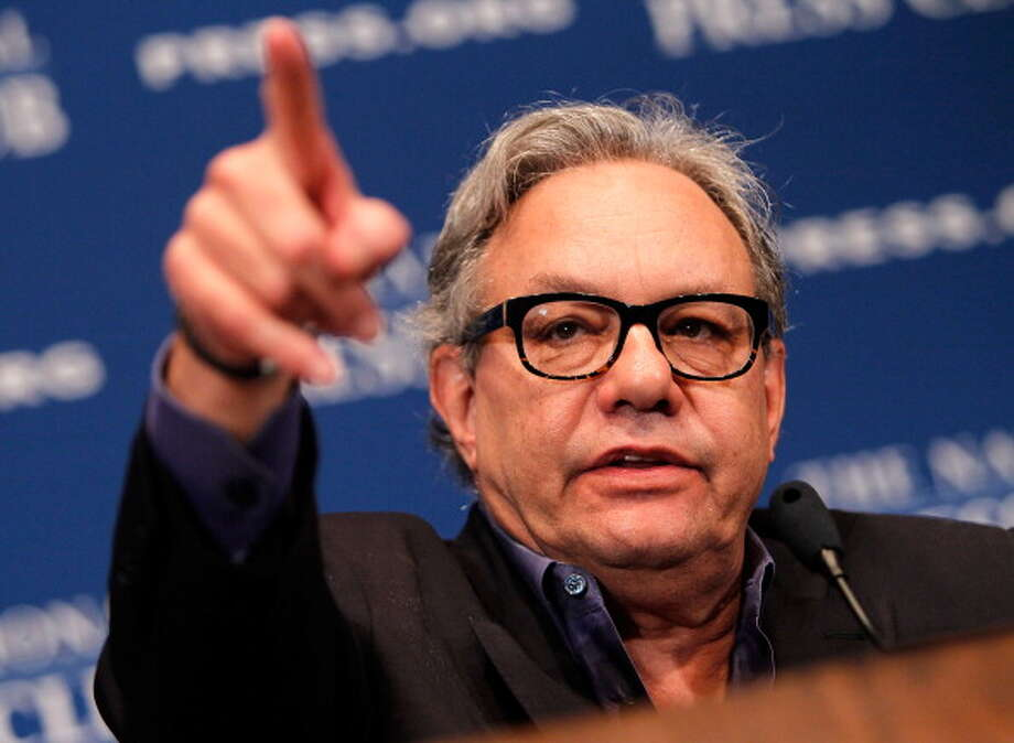 "America's Funniest Cities4. Washington, DC - ""Politicians and Cynics""Pictured: Comedian Lewis Black speaks at the National Press Club Newsmaker Luncheon at The National Press Club on April 14, 2014 in Washington, DC. Photo: Paul Morigi, Getty Images / 2014 Paul Morigi"