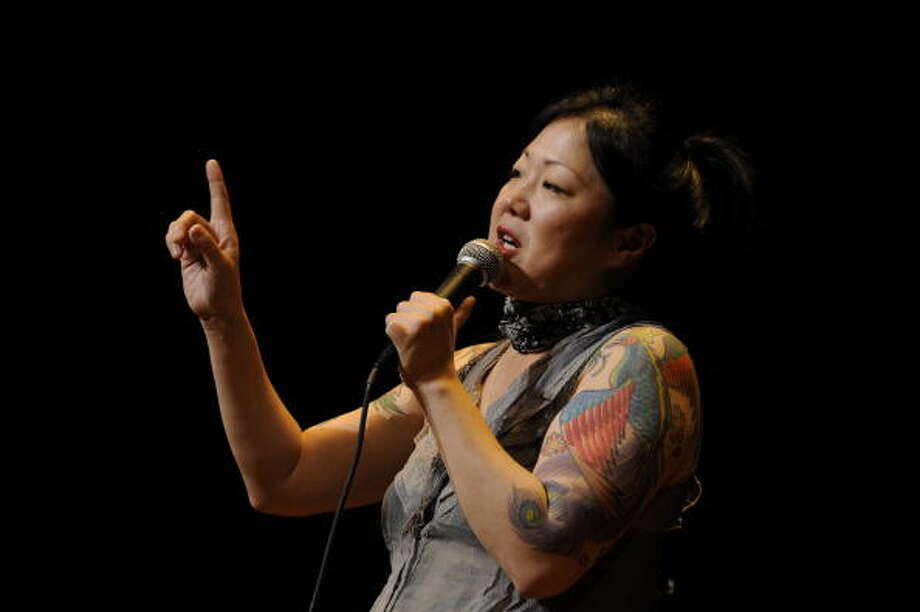 "America's Funniest Cities5. Portland - ""Quirky, Absurd and Just Plain Weird""Pictured: Margaret Cho performs on stage at Arlene Schnitzer Concert Hall on Aug. 26, 2010 in Portland, Oregon. Photo: Anthony Pidgeon, Getty Images / 2010 Anthony Pidgeon"