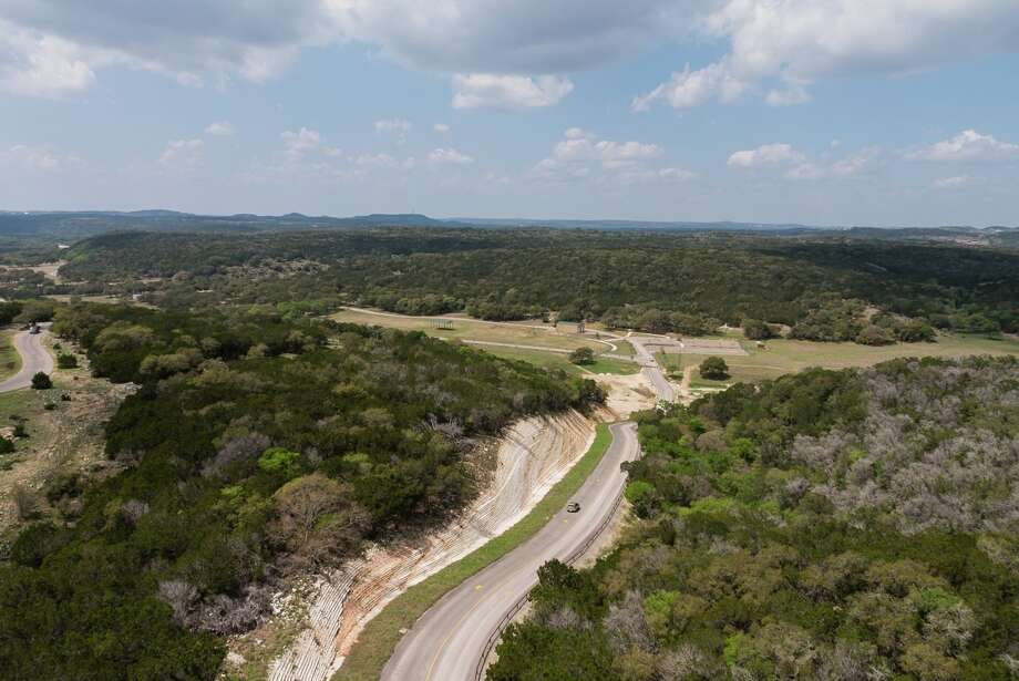 The National Bridge Wildlife Ranch opened recently opened a 50-acre expansion near Cibolo Creek that includes eight new animal species. Photo: Natural Bridge Wildlife Ranch, Courtesy