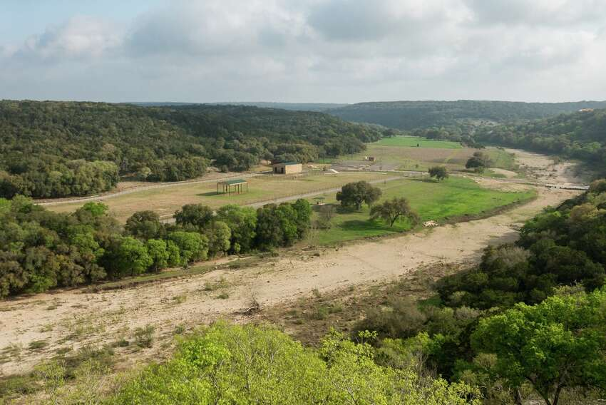 The National Bridge Wildlife Ranch opened recently opened a 50-acre expansion near Cibolo Creek that includes eight new animal species.