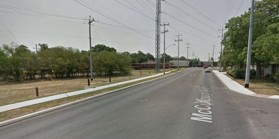 Westside Drive and McCullough Ave Photo: Google Maps