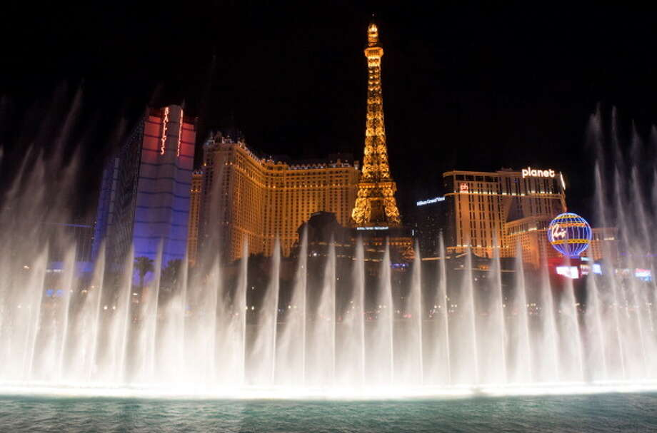 America's Least-Funniest Cities8. Las Vegas Photo: Getty Images / 2014 AFP