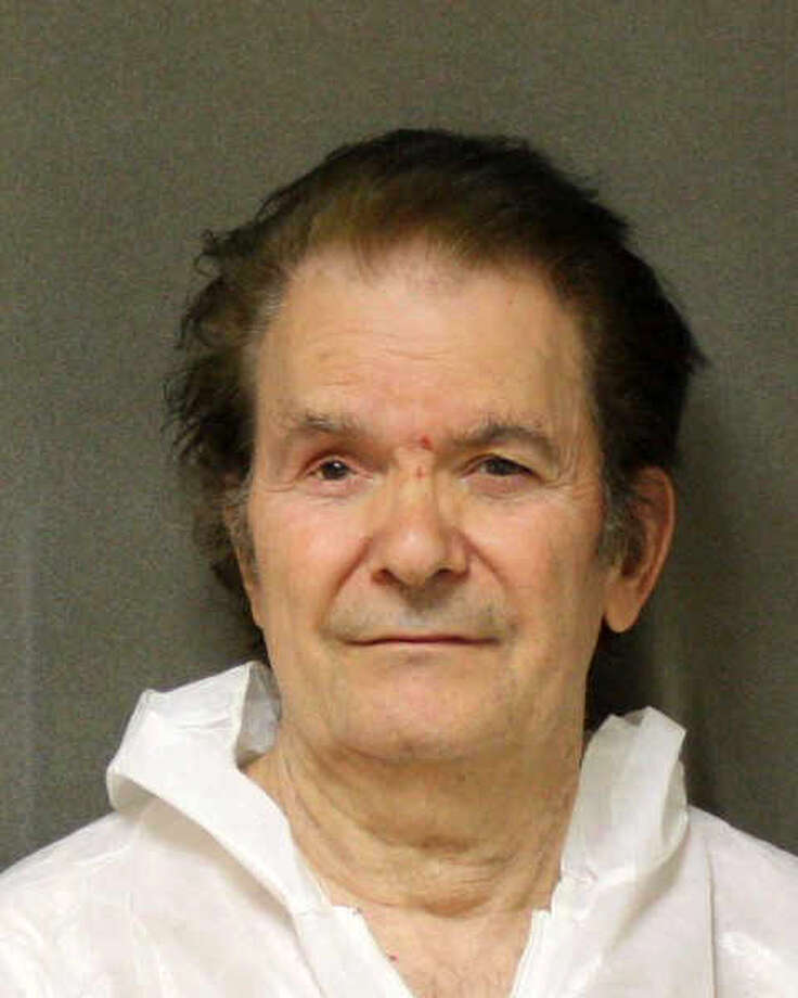 Steven C. Sentementes was in custody Sunday April 20, 2014  following a shooting in a home on Woodbridge Avenue in Ansonia, Conn. Photo: Contributed Photo / Connecticut Post Contributed