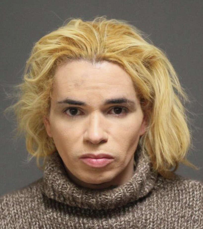 Jose Espinosa, 36, of Bridgeport, was charged with trying to steal 22 cans of Red Bull from Stop & Shop on Sunday. Photo: Contributed Photo / Fairfield Citizen