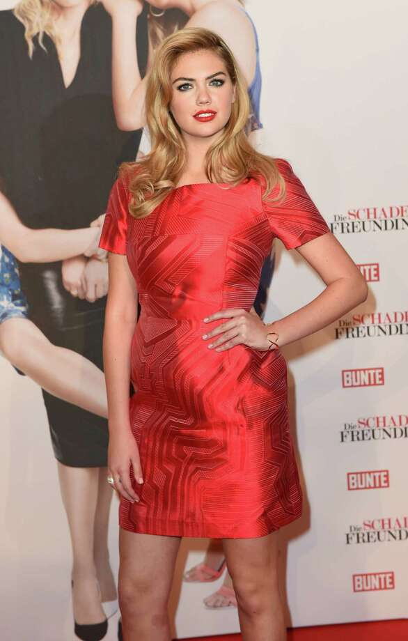 Actress Kate Upton attends the German premiere of the film 'The Other Woman' (German title: Die Schadenfreundinnen) at Mathaeser Filmpalast on April 7, 2014 in Munich, Germany.  (Photo by Hannes Magerstaedt/Getty Images) Photo: Hannes Magerstaedt, Multiple / 2014 Getty Images
