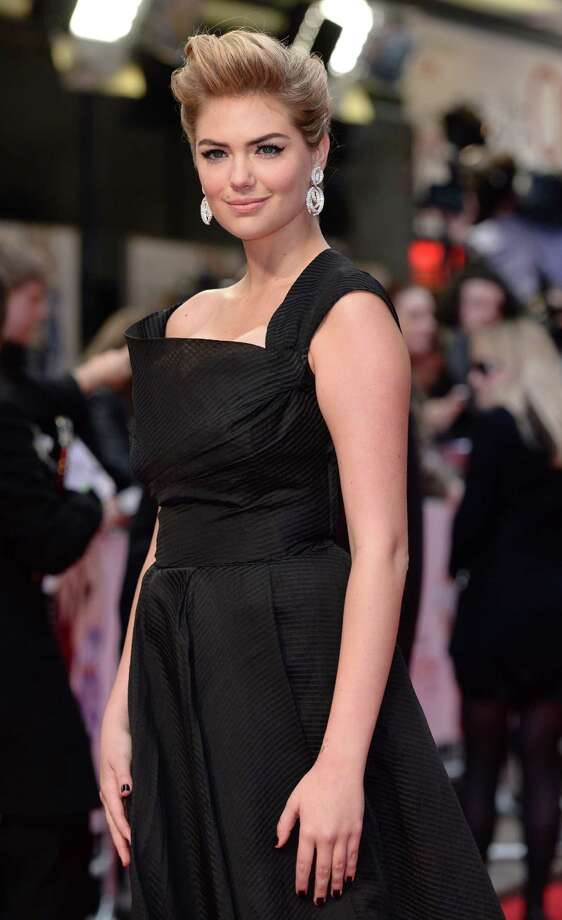 "Kate Upton attends the UK Gala premiere of ""The Other Woman"" held at The Curzon Mayfair on April 2, 2014 in London, England.  (Photo by Karwai Tang/WireImage) Photo: Karwai Tang, Multiple / 2014 Karwai Tang"
