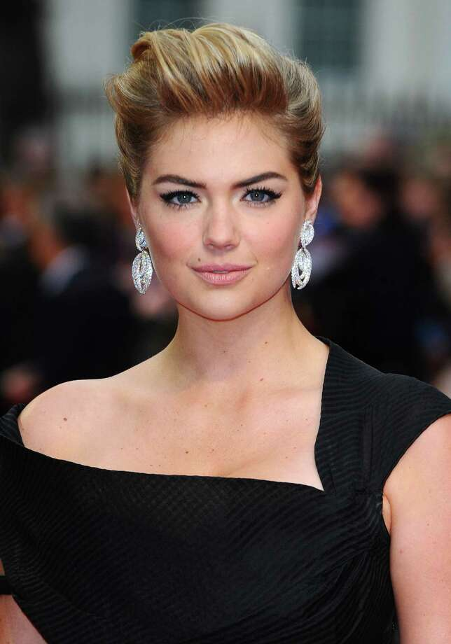 "Kate Upton attends the UK Gala premiere of ""The Other Woman"" at The Curzon Mayfair on April 2, 2014 in London, England.  (Photo by Anthony Harvey/Getty Images) Photo: Anthony Harvey, Multiple / 2014 Getty Images"