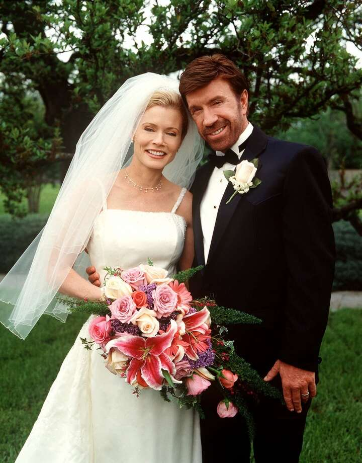 Walker (Chuck Norris) and Alix (Sheree J. Wilson) finally tie the knot, on a special two-hour season finale. Photo: TONY ESPARZA, CBS