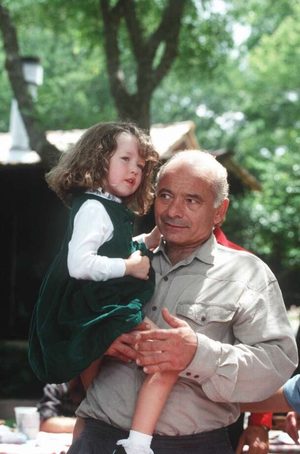 Burt Young guest stars as Soldier, a homeless man reunited with his family, including his granddaughter (Lauren Head), on a special Thanksgiving episode. Photo: BEN WEAVER, CBS