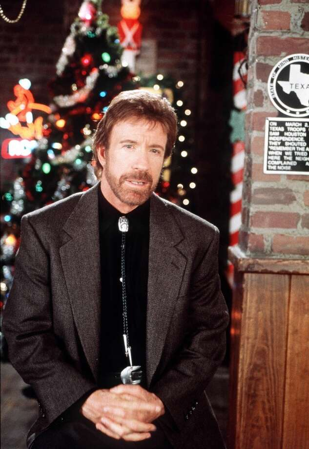 Walker (series star Chuck Norris) teaches some orphans the true meaning of the holidays when he tells a Ranger s version of Charles Dickens' A Christmas Carol. Photo: BEN WEAVER, CBS