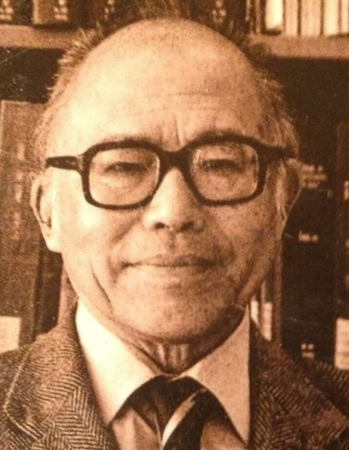 Retired UC Berkeley Professor Chin Long Chiang died at his home in Berkeley. He was 99. Photo: Courtesy Of Harriet Chiang