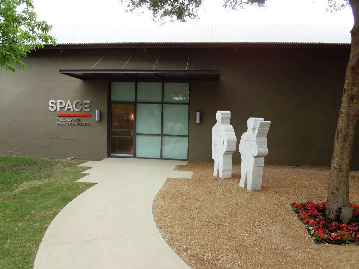 One of the primary missions of the Linda Pace Foundation is to showcase the late artist and collector's world-class contemporary art collection. With the opening of the SPACE gallery in the organization's repurposed administrative offices, the foundation can do just that. The inaugural show, titled