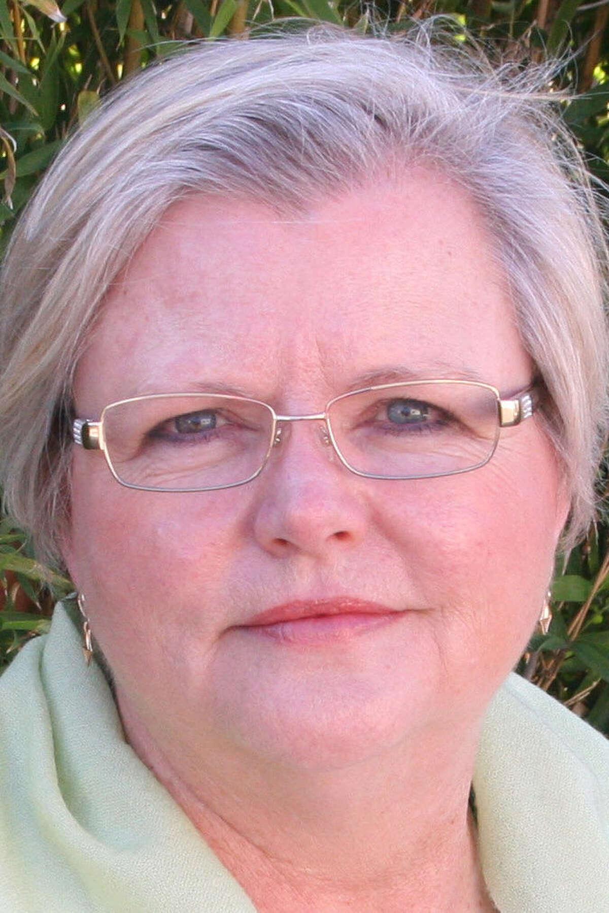 Sue Ann Pemberton is president of the San Antonio Conservation Society.