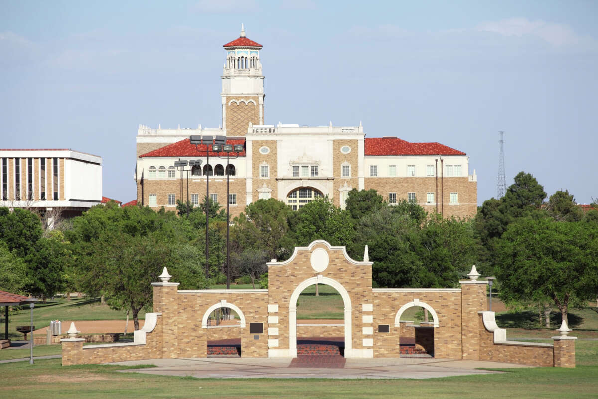 No. 9 - Texas Tech University $78.8 million in gifts for Fiscal Year 2013