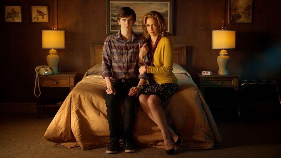 'Bates Motel's' creepy second season finale airs Monday, May 5th at 9 p.m. on A&E.