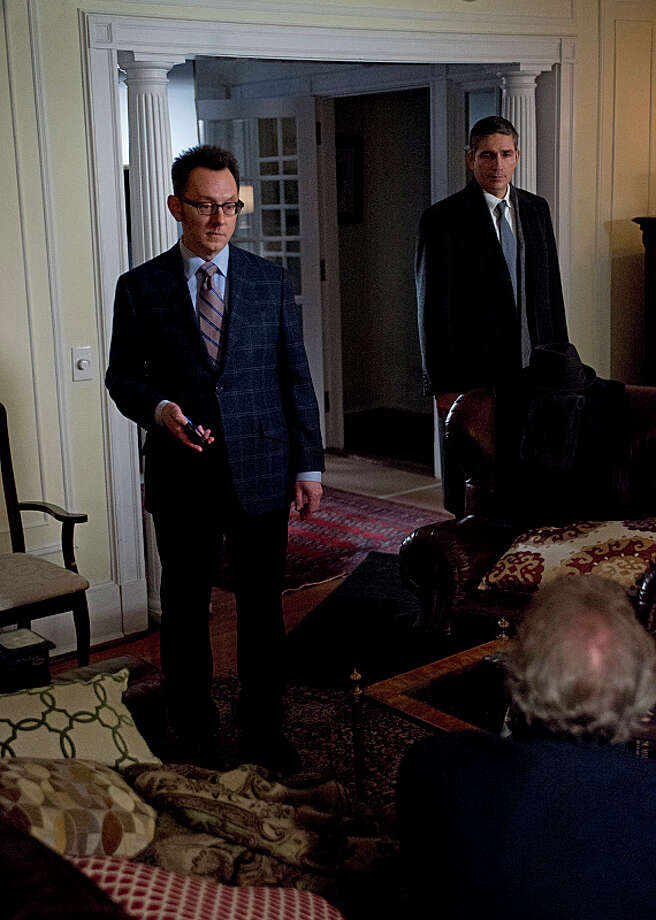 'Person of Interest' wraps its season on Tuesday, May 13th at 9 p.m. Photo: John Paul Filo, ©2014 CBS Broadcasting Inc. All Rights Reserved. / ©2014 CBS Broadcasting Inc. All Rights Reserved.