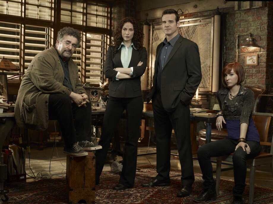 'Warehouse 13' ends its 5 season run on Monday, May 19th at 8 p.m. on Syfy. Photo: Justin Stephens, Justin Stephens/Syfy