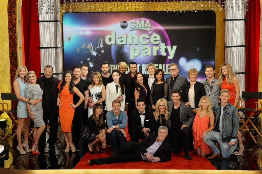 'Dancing with the Stars' awards the coveted disco ball trophy to one lucky pair on Tuesday, May 20th at 8 p.m. Photo: Todd Wawrychuk, ABC / © 2014 American Broadcasting Companies, Inc. All rights reserved.