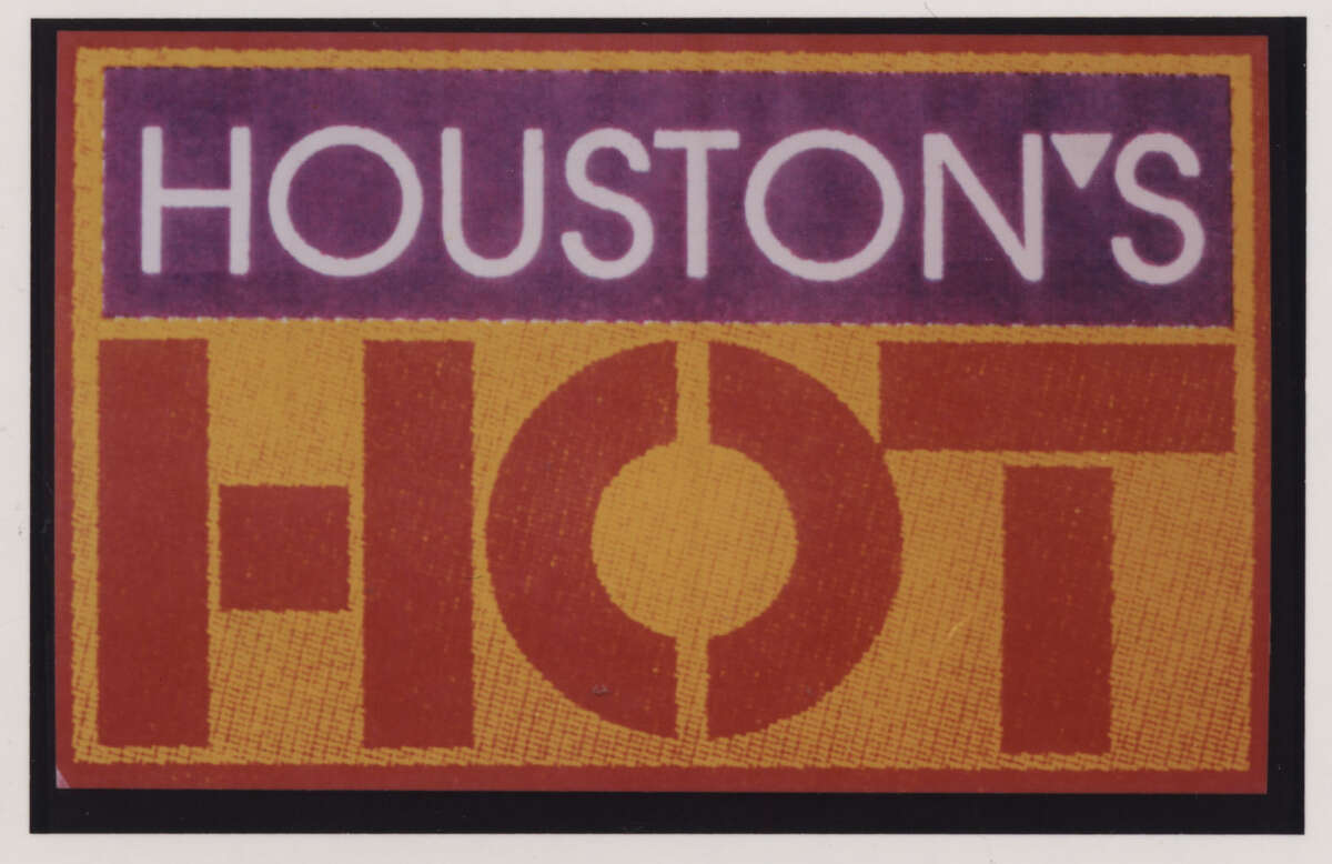 """Houston's Hot"" - A marketing campaign developed around the 1990 Economic Summit."