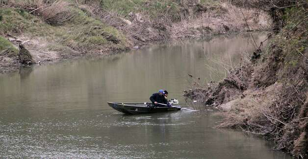 Melissa SowdersTexas EquuSearch found the pregnant woman's body in Cypress Creek in January 2014 after she went missing Dec. 26, 2013. Sowders' estranged husband was charged in her death. Photo: James Nielsen, Houston Chronicle / © 2013  Houston Chronicle
