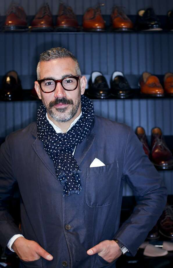"""Unionmade founder Todd Barket started as a salesman at the Gap on Los Angeles' Melrose Avenue before rising to senior creative director of marketing at Old Navy. Click through the gallery to see other """"Class of Gap"""" standouts.   Photo: Russell Yip, The Chronicle"""