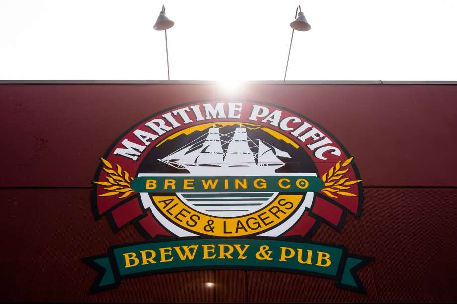 Maritime Pacific Brewing Company, 1111 NW Ballard Way, Ballard: Maritime, established in 1990, is a longstanding Seattle brewer, compared to those that have cropped up in the last year or two. The Jolly Roger Taproom serves up cask-conditioned ales and nitrogen taps in addition to the brews you find in the grocery store and at local bars. It also offers snacks and entrees, including beer-battered bacon. Find Seattle classics here such as the Flagship Red Ale, Islander Pale Ale, Old Seattle Lager and the Nightwatch Dark Amber Ale. Photo: JORDAN STEAD, SEATTLEPI.COM
