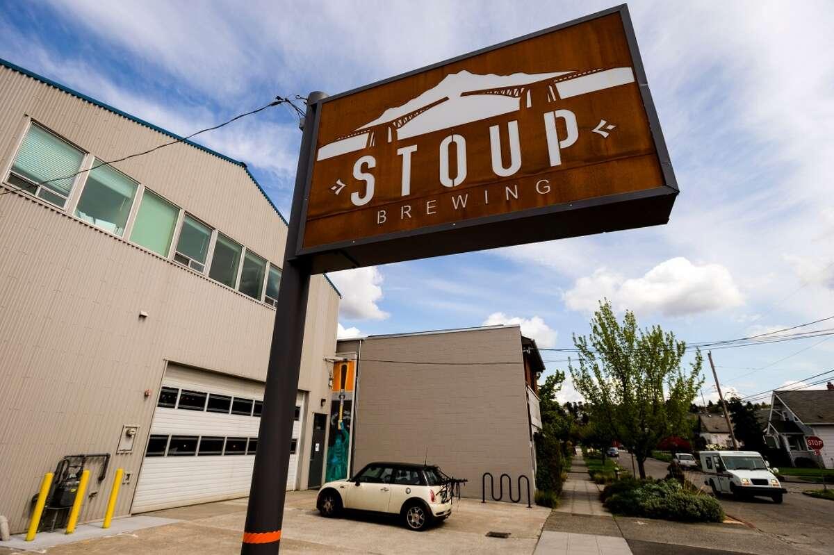 Stoup Brewing in Ballard