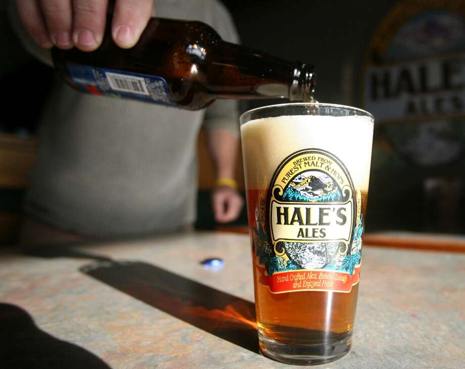 Hale's Ales, 4301 Leary Way NW, Frelard: At 31 years old, Hale's is another relative old man in the modern-day Seattle beer scene, but it's a respected standard. It's easy to find the Mongoose IPA anywhere in Seattle. The Frelard Hale's Pub offers a varied menu. Photo: Scott Eklund, Seattlepi.com File Photo