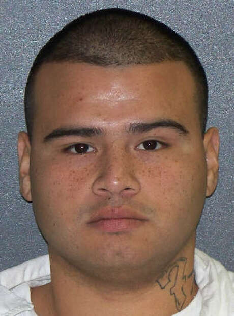 This is a 2004 Texas Department of Criminal Justice mug shot of Javier Resendez,  who a decade ago was sentenced to 15 years in prison for a Harris County cocaine conviction. He was released on parole in 2010, but pleaded guilty Monday for his role in recruiting people with clean criminal records to buy guns that were smuggled to a Mexican drug cartel.