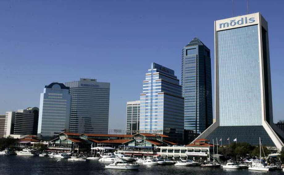 America's Least-Funniest Cities2. Jacksonville, Fla. Photo: Scott Halleran, Getty Images / 2005 Getty Images