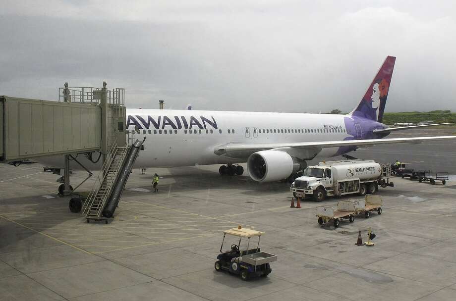 11. Hawaiian Airlines Percentage of flights delayed: 4Percentage of flights cancelled: .1Average minutes fights are delayed: 68 Photo: Oskar Garcia, Associated Press