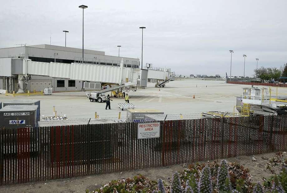 Car Crash San Jose Airport
