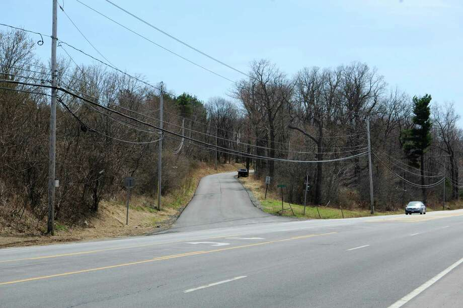A view looking southeast across Route 4, towards Thompson Hill Rd. on Monday, April 21, 2014, in East Greenbush, N.Y.      (Paul Buckowski / Times Union) Photo: Paul Buckowski / 00026571A